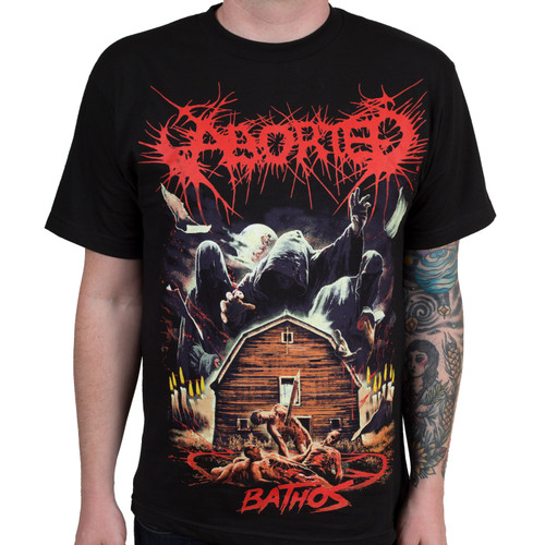 Aborted Bathos T-Shirt