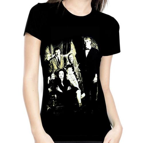 "Addams Family ""A"" Family Women's T-Shirt"