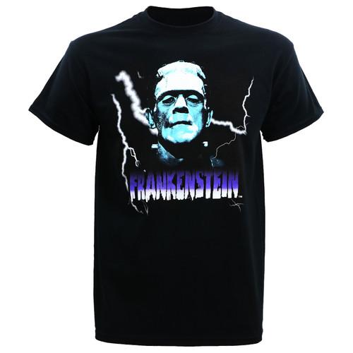 Universal Blue Frankenstein T-Shirt