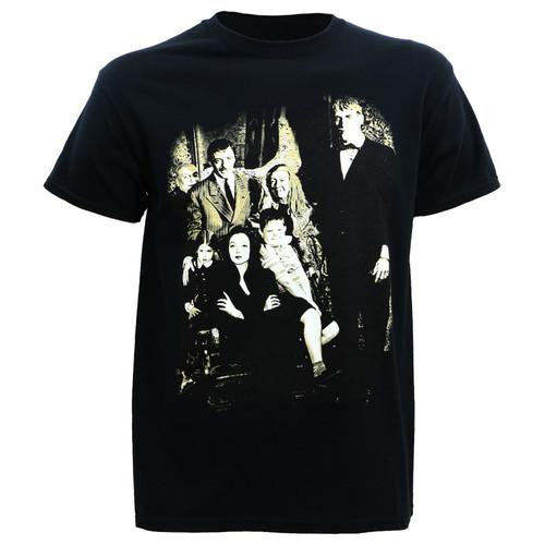 "Addams Family ""A"" Family T-Shirt"