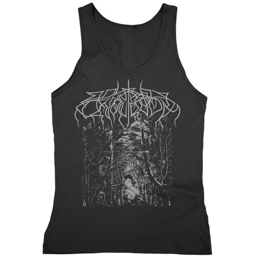 Wolves In The Throne Room Junior's Silver Forest Tank Top