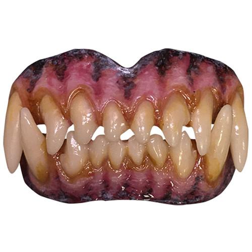 Bitemares Horror Wolf Costume Teeth