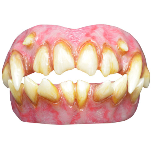 Bitemares Horror ID Costume Teeth