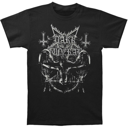 Dark Funeral Crucified Slim-Fit T-Shirt