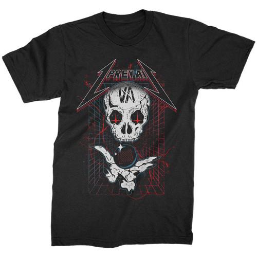 I Prevail Trauma Skull Slim-Fit T-Shirt