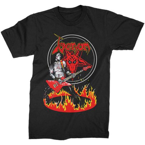 Venom Cronos In Flame T-Shirt