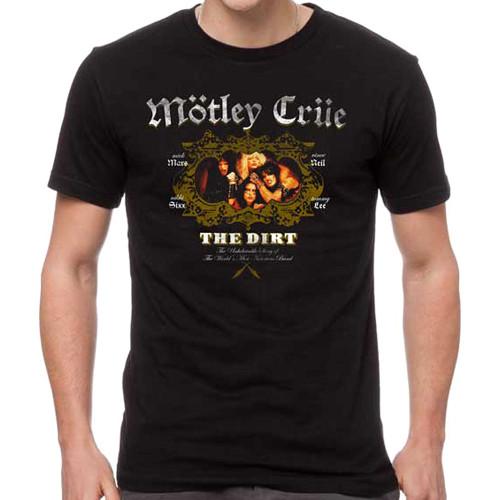 Motley Crue The Dirt T-Shirt