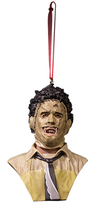 Texas Chainsaw Massacre Leatherface Holiday Horrors Ornament
