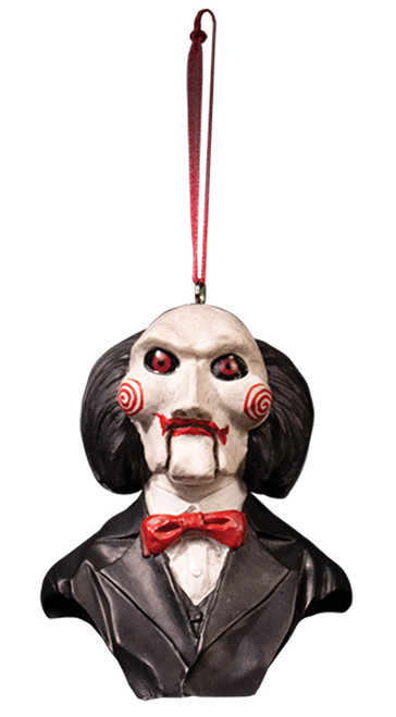 Saw Billy Puppet Holiday Horrors Ornament