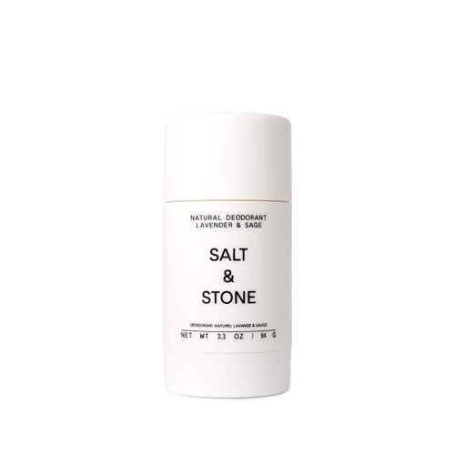 Salt & Stone All Natural Lavender & Sage Deodorant 3.3oz