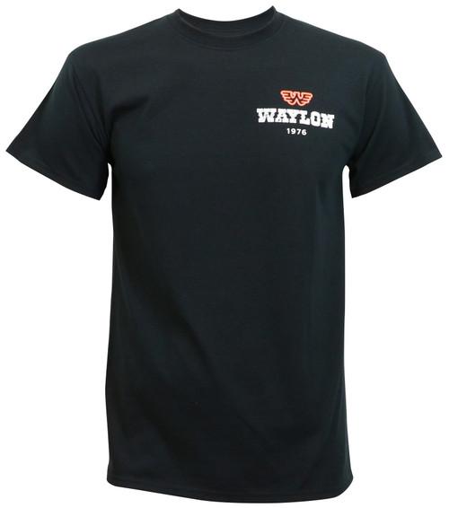 Waylon Jennings Are You Ready T-Shirt