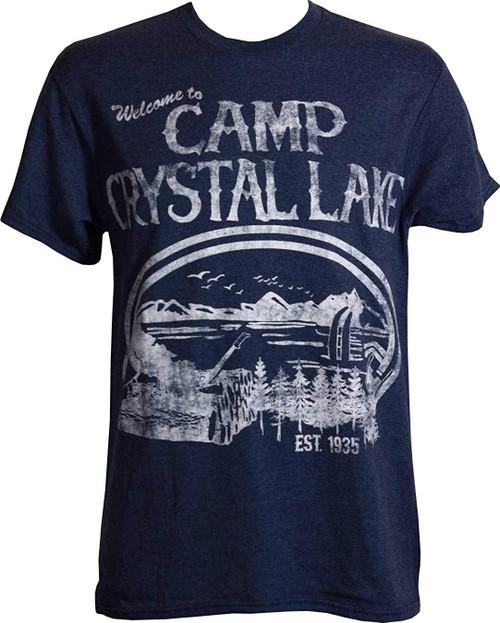 Friday The 13th Camp Crystal Lake T-Shirt