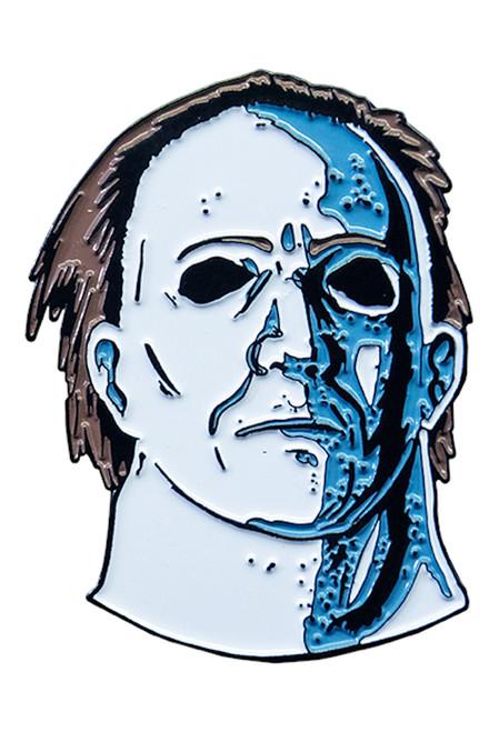 Halloween 5 The Revenge of Michael Myers Enamel Pin