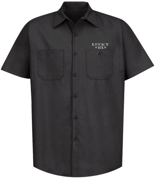 Lucky 13 Cisco Kid Work Shirt