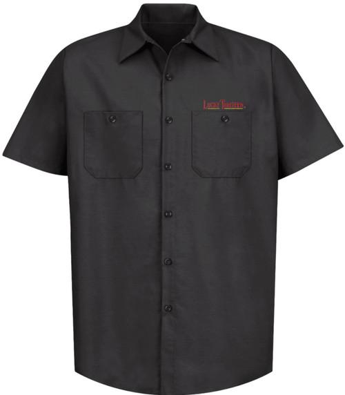 Lucky 13 Rust Never Sleeps Work Shirt