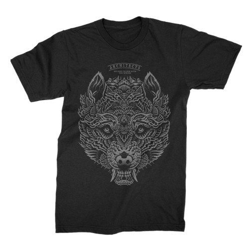 Architects Wolf Head T-Shirt