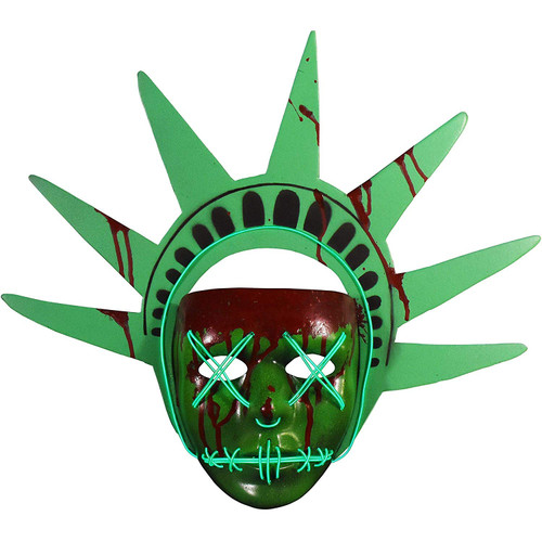 The Purge Election Year Light Up Liberty Mask