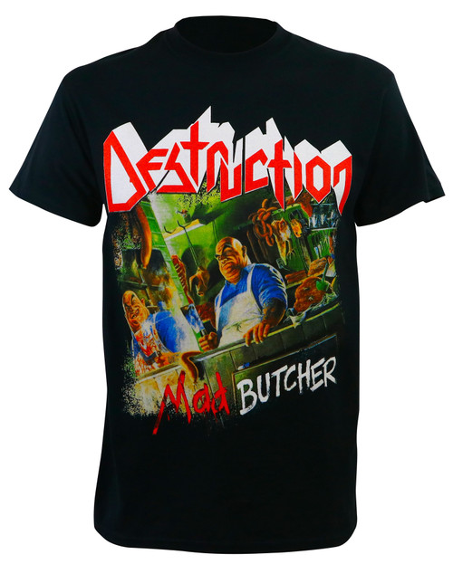 Destruction Mad Butcher T-Shirt