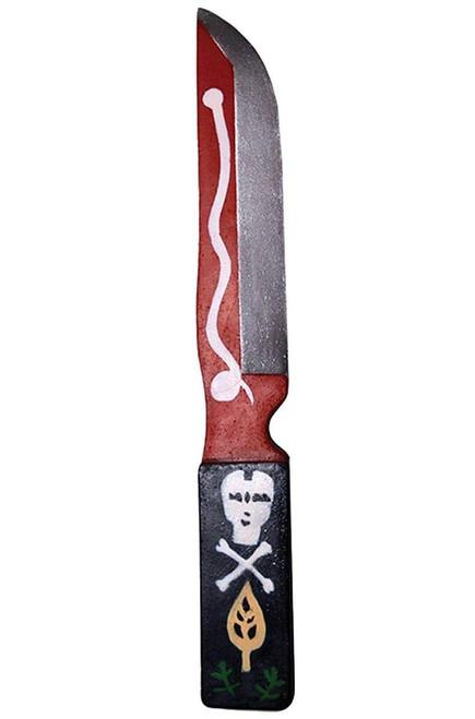 Child's Play II Chucky Voodoo Knife Costume Prop