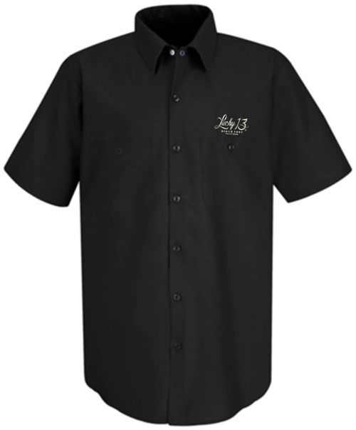 Lucky 13 Coe Custom Work Shirt
