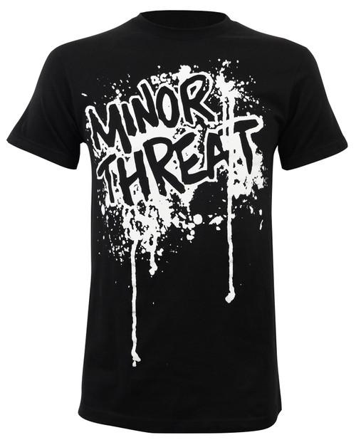 Minor Threat Drips T-Shirt