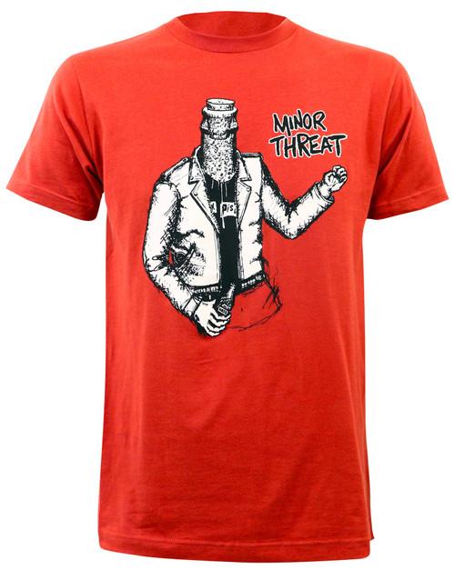 Minor Threat Bottled Violence T-Shirt