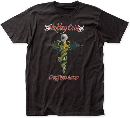 Motley Crue Dr. Feel Good T-Shirt
