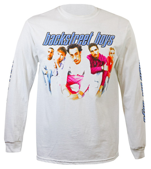 Backstreet Boys I Want It That Way Longsleeve T-Shirt