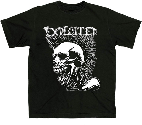 The Exploited Total Chaos T-Shirt
