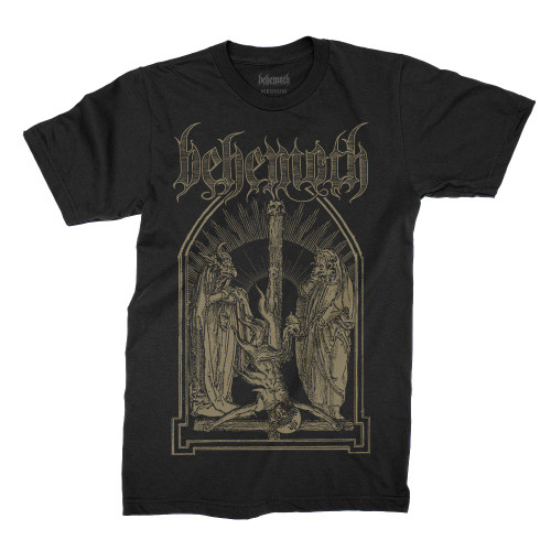 Behemoth Crucifix T-Shirt