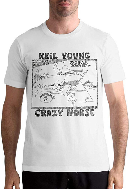 Neil Young Zuma Slim Fit T-Shirt