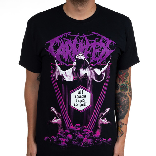 Carnifex Arms of Hell T-Shirt