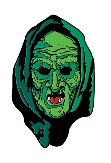 Halloween III Season of The Witch Witch Enamel Pin