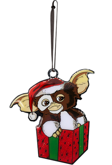 Trick or Treat Studios Gremlins Gizmo Holiday Horrors Metal Ornament