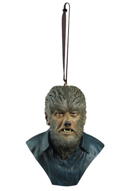 The Wolfman Holiday Horrors Ornament, ornament, horror, wolfman