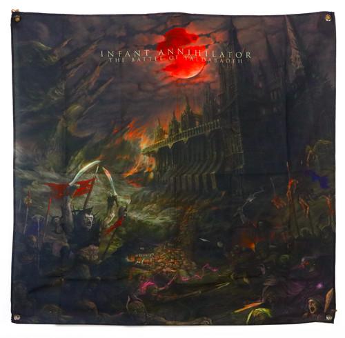 Infant Annihilator The Battle of Yaldabaoth Flag