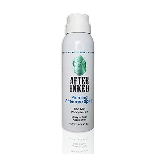After Inked Piercing Aftercare Spray 3 Oz.