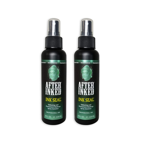 After Inked Ink Seal Spray 4oz Pack of 2