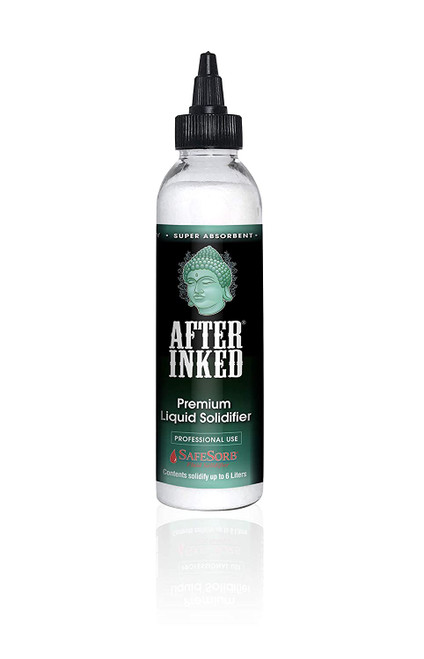 After Inked Liquid Solidifier SafeSorb