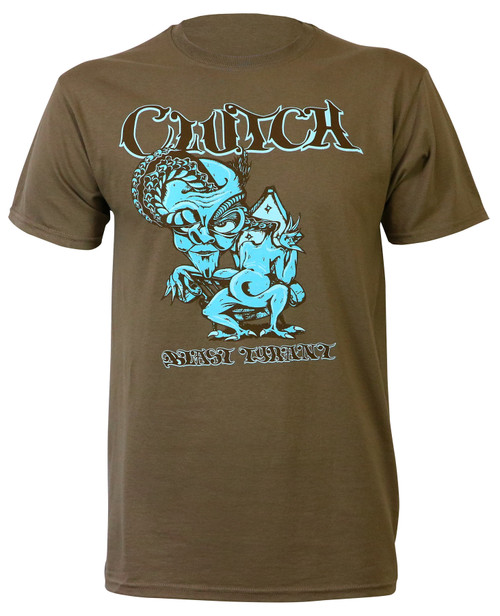 Clutch The Tyrant T-Shirt