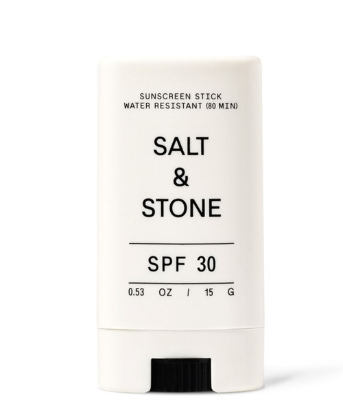 Salt & Stone All Natural Premium SPF 30 Sunscreen Face Stick 0.53