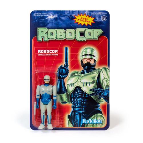 Super7 Robocop ReAction Robocop Glow in the Dark Action Figure