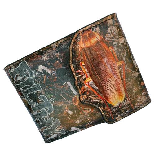 Authentic KREEPSVILLE 666 John Waters Filthy Roach Bifold Wallet