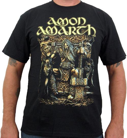 Amon Amarth Thor Oden's Son T-Shirt