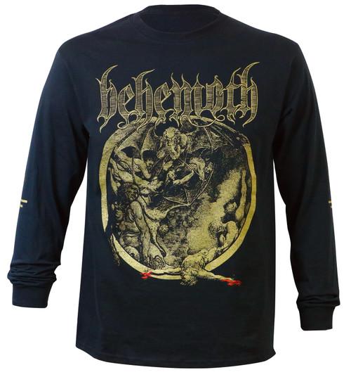 Behemoth Crucifixion Was Not Enough Long Sleeve T-Shirt