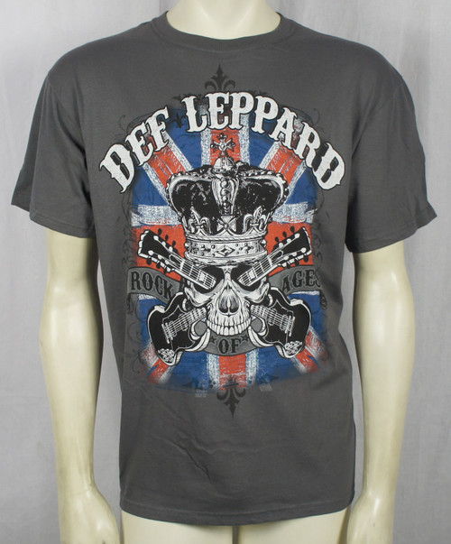 Def Leppard T-Shirt - Rock of Ages