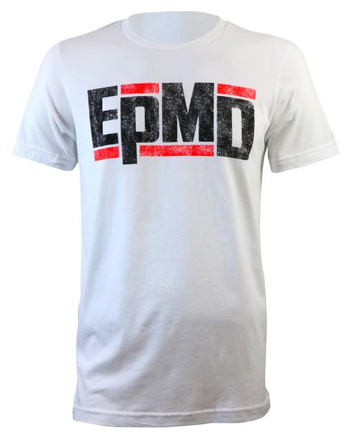 EPMD Men's Logo T-Shirt White