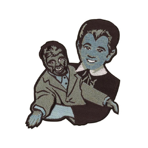 Retro A Go Go The Munsters Eddie Munster Embroidered Patch