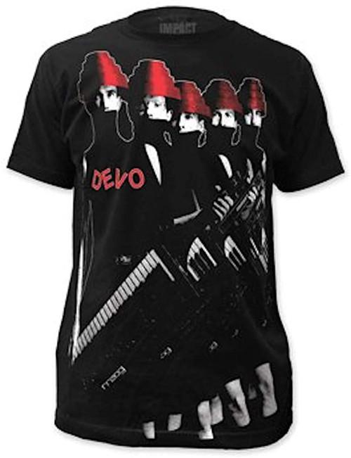 Devo Full Front Group Slim-Fit T-Shirt