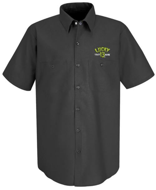 Lucky 13 Gillman Work Shirt